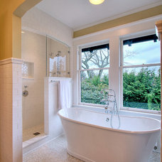 Contemporary Bathroom by J.A.S. Design-Build