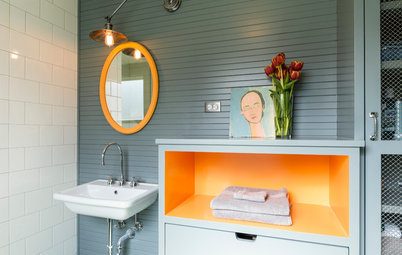 11 Ways to Design a Bathroom That's Beautifully Eclectic