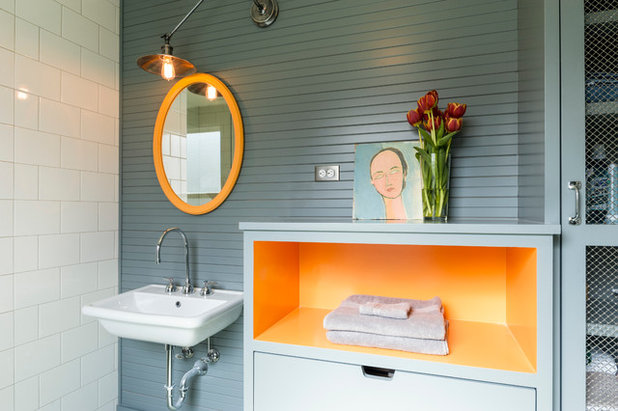Delightful 11 Head Turning Eclectic Bathrooms That Dare To Be Different Photo