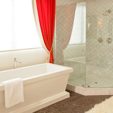 Traditional Bathroom by D for Design