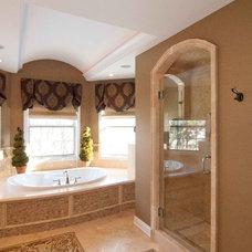 Traditional Bathroom by JBL Design Group, LLC
