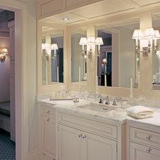 Traditional Bathroom by JBM DESIGNS LLC
