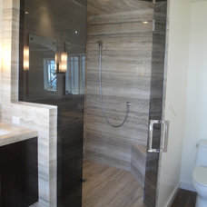 Modern Bathroom by LIFESTYLE KITCHENS by The Kitchen Lady