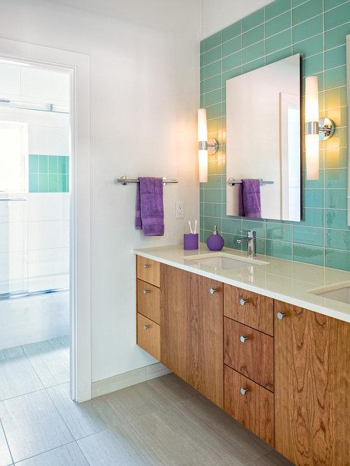 Aqua Bathroom Home Design Ideas Pictures Remodel And Decor