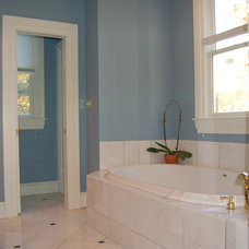 Traditional Bathroom by Jennifer Neal Design Studio