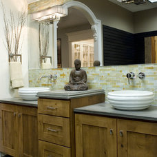 Contemporary Bathroom by Karr Bick Kitchen and Bath