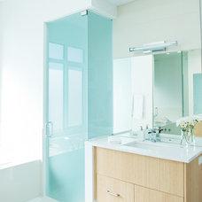 Modern Bathroom Jenny's Modern Home