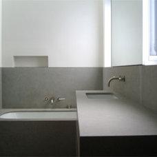 Modern Bathroom by Jensen Architects