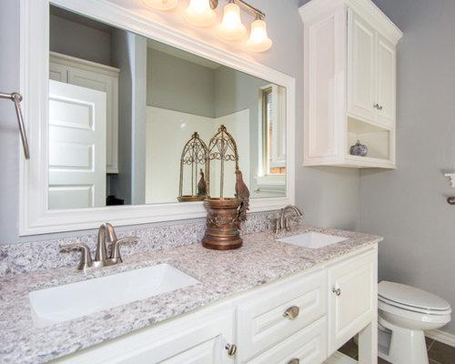 Traditional Oklahoma City Bathroom Design Ideas Remodels Photos