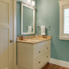 Traditional Bathroom by Cushman Design Group