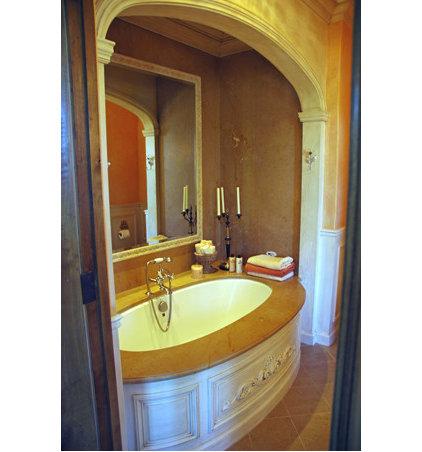 Traditional Bathroom by Jessica Hall Associates
