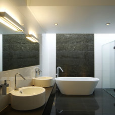 Contemporary Bathroom by jessop  architects