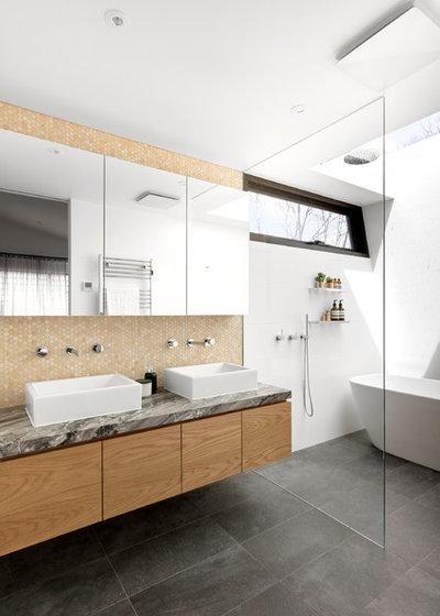 Contemporary Bathroom by Mcmahon and Nerlich