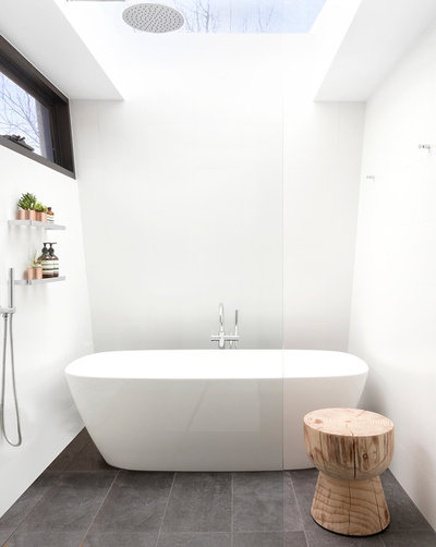 Modern Bathroom by Mcmahon and Nerlich