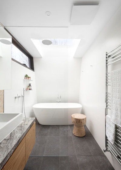 Contemporary Bathroom by Mcmahon and Nerlich