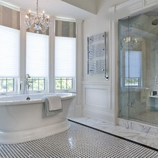 traditional bathroom by Jill Greaves Design
