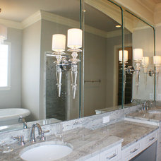 Traditional Bathroom by Jimmy Nash Homes