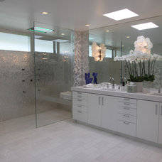 Modern Bathroom by Blueprint Global Media