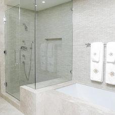 Contemporary Bathroom by Blueprint Global Media