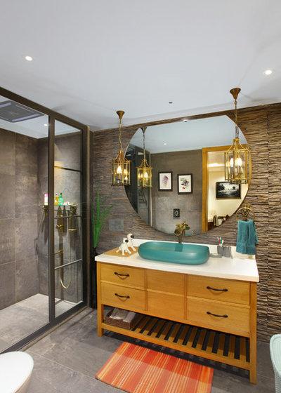Contemporary Bathroom by Group DCA