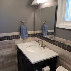 Bathroom by Zajac Home Improvement