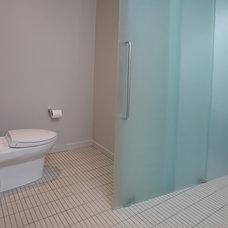 Contemporary Bathroom by John McDonald Company