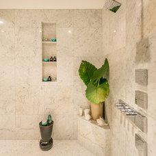 Tropical Bathroom by Charmaine Werth