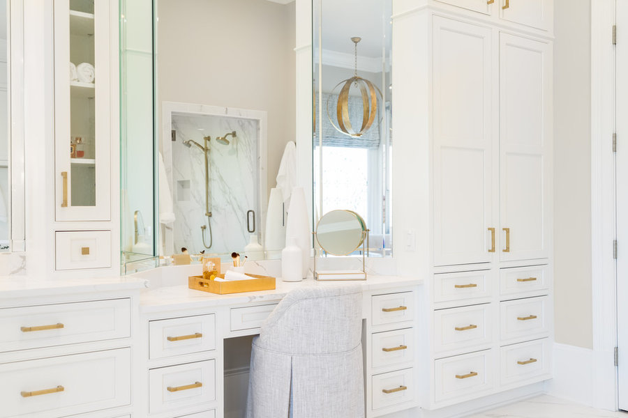 John's Creek Master Bathroom