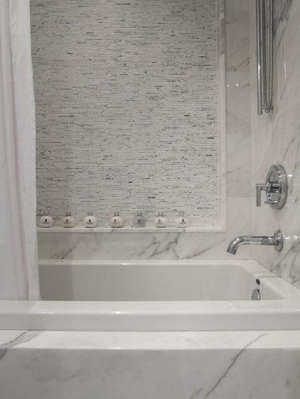 Modern Bathroom by Croma Design Inc