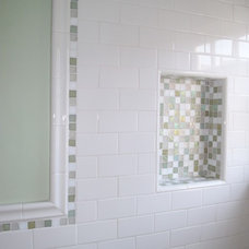 Traditional Bathroom by Harding Construction & Sustainable Solutions