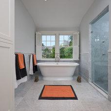 Traditional Bathroom by Jones Design Build