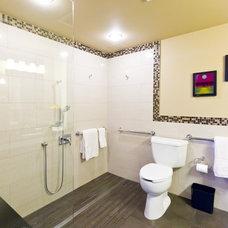 Contemporary Bathroom by Jones Design Build