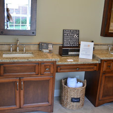 Traditional Bathroom by Kitchen Tune-Up, Hendersonville
