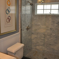Traditional Bathroom by Joni Koenig Interiors