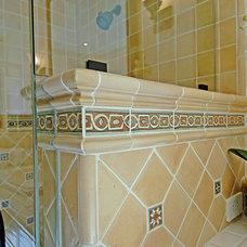 Traditional Bathroom by Joni Koenig Interiors