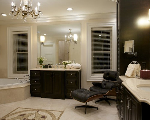 Black Bathroom Cabinets Ideas, Pictures, Remodel and Decor