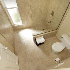 Bathroom by Burgin Construction