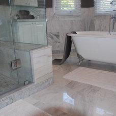 Traditional Bathroom by alpine interiors inc.