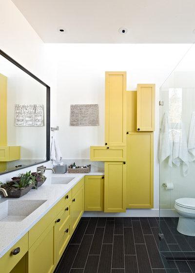 Современный Ванная комната by WA Design Architects