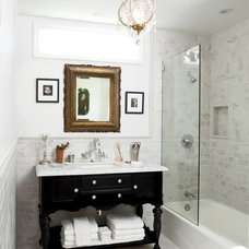 Traditional Bathroom by JRP Design & Remodel