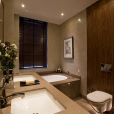 Contemporary Bathroom by Fabulous Interior Designs, LLC.