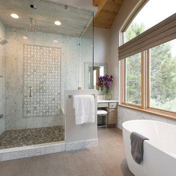 Juniper Tree Ranch Master Bath