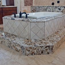 Contemporary Bathroom by Granite Grannies