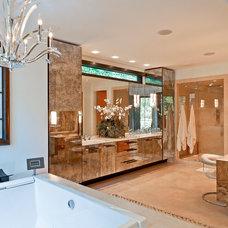 Contemporary Bathroom by Cablik Enterprises