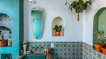 Justina Blakeney's Bathroom Retreat