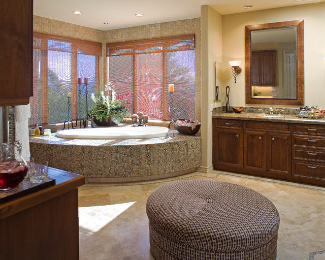 Contemporary Bathroom by James Patrick Walters