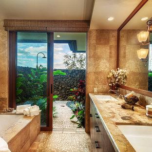 75 most popular tropical bathroom design ideas for 2019