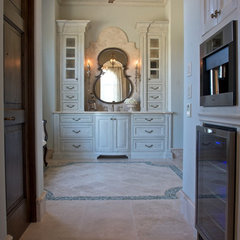 mediterranean bathroom by Heritage Design Studio