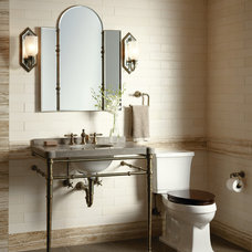 Traditional Bathroom by Kallista Plumbing