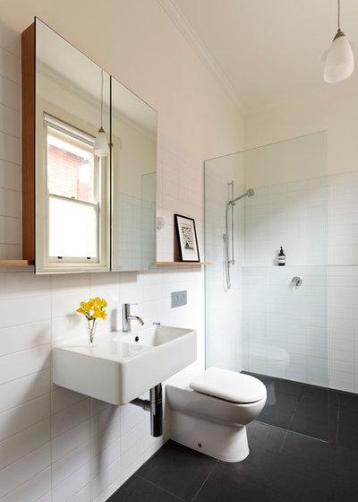 Modern Bathroom by CRiSP GREEN HOMES